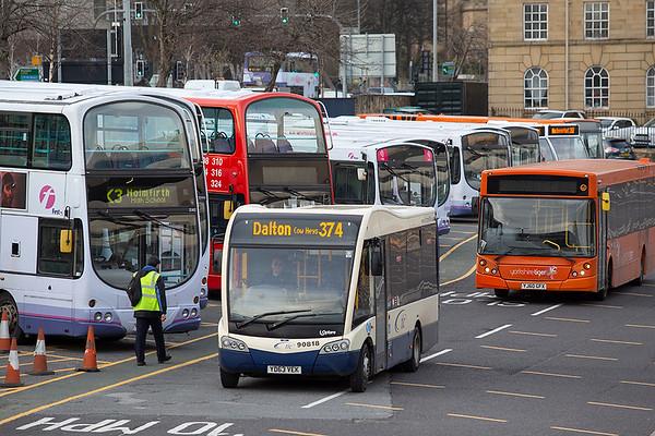 90818 YD63VEK, Huddersfield 16/3/2020
