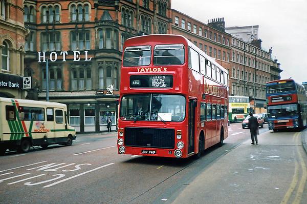 JOV741P, Leeds 10/5/1991