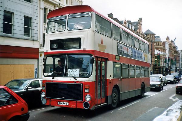 JOV744P, Leeds 5/2/1992