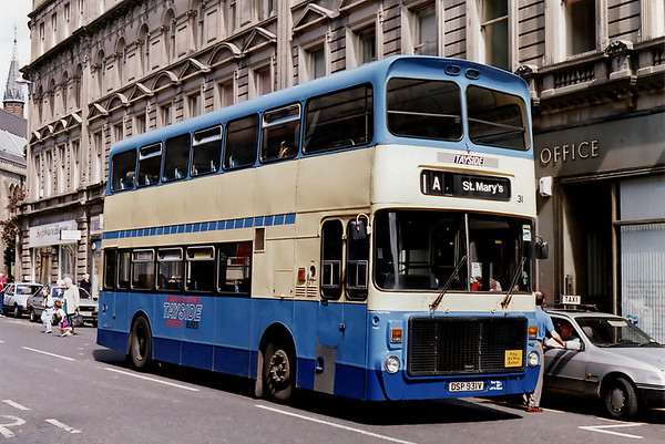 31 DSP931V, Dundee 22/5/1993