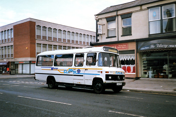 2421 C421VVN, Hartlepool 23/8/1991
