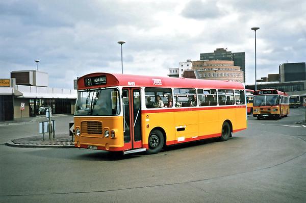 1703 LPT703T, Middlesborough 23/8/1991