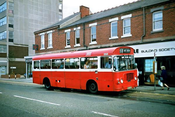 1674 NGR674P, Hartlepool 23/8/1991