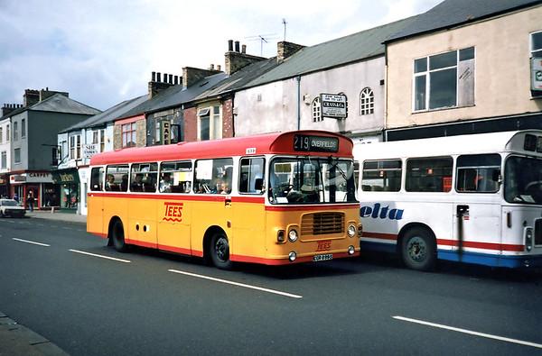 1699 CGR899S, Middlesborough 23/8/1991