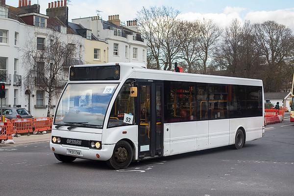 YK55ENN, Brighton 6/3/2020
