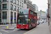 DN33650 SN11BSX, Fleet Street 21/5/2016