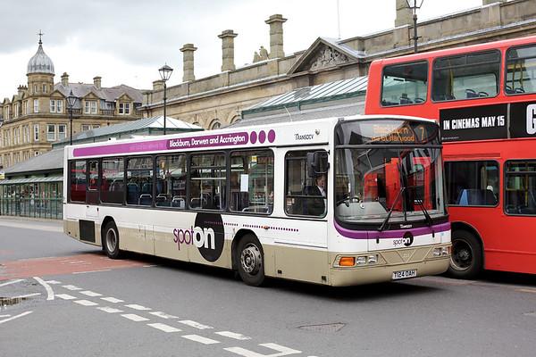 211 T124OAH, Accrington 7/5/2014