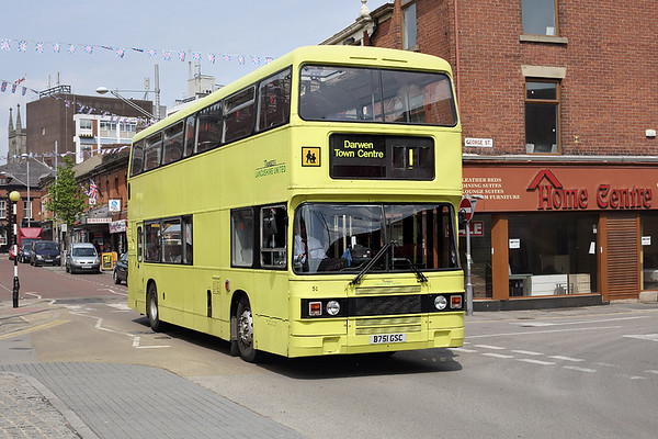 51 B751GSC, Blackburn 19/5/2014