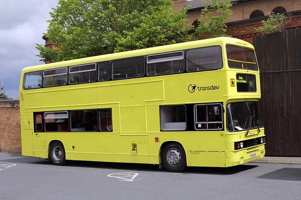 58 C792SFS, Harrogate 22/6/2015