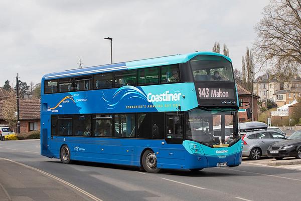 3637 BT66MVW, Malton 27/4/2021