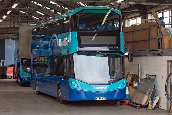 3634 BT66MVS, Malton 27/4/2021