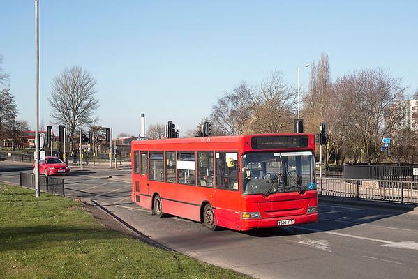 T580JTD, Wolverhampton 26/2/2019
