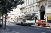 St. Etienne 425 in August 1984. The fleet of Berliet/Renault ER100 vehicles very much represented the French standard trolleybus of the late'70s and '80s.