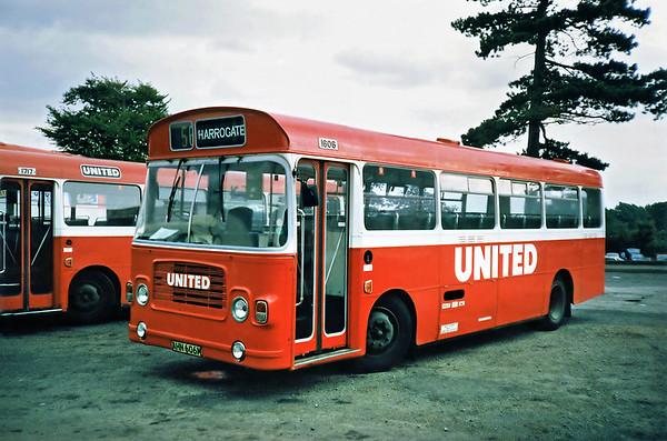 1606 AHN606M, Ripon 23/8/1991