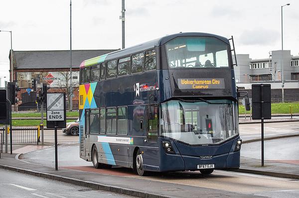 BF67GJX, Wolverhampton 15/3/2019
