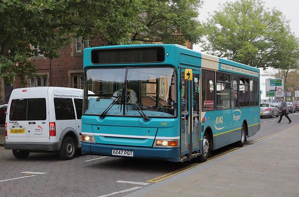 2165 X247PGT, Stoke-on-Trent 16/9/2014