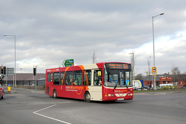 40 DG53FJU, Warrington 6/3/2015