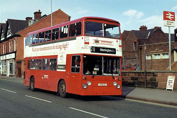 5 XTB5T, Warrington 7/3/1995