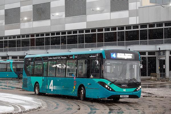 131 YX68ULC, Derby 10/2/2020