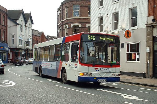 1380 N380BOV, Wolverhampton 30/9/2004