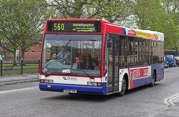 699 S699YOL, Bloxwich 24/4/2007