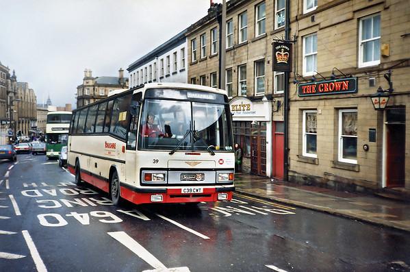39 C39CWT, Huddersfield 19/4/1991