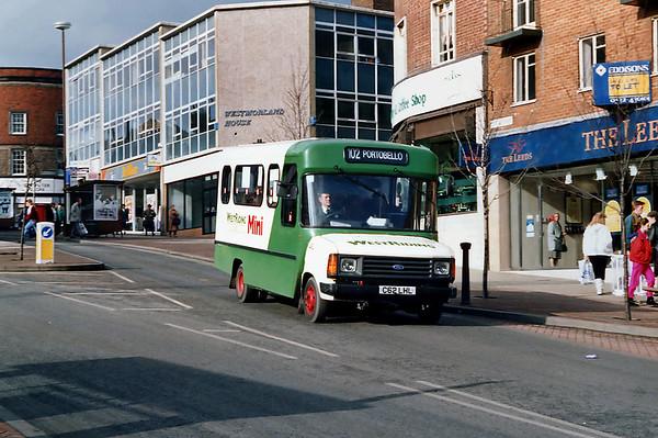482 C62LHL, Wakefield 13/2/1992