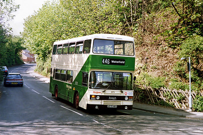 575 A575NWX, Woodlesford 5/5/1992