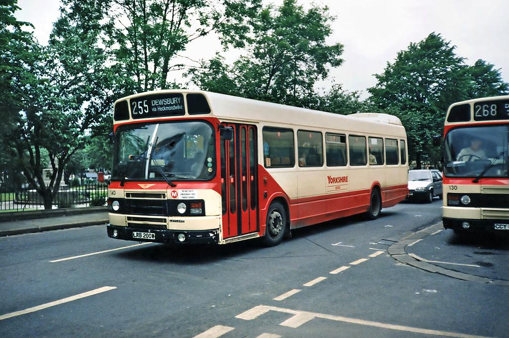 140 LRB200W, Heckmondwike 25/6/1991