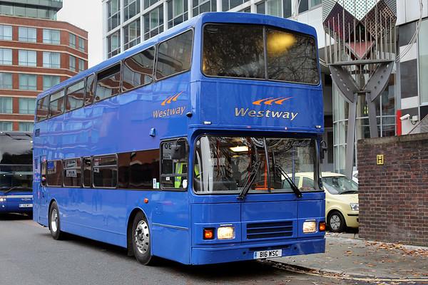 B16WSC, St Pancras 12/12/2016