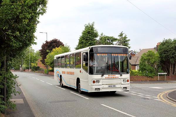 N551VDC, Lowton 1/7/2015