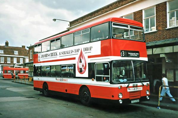 3925 TTT173X, Salisbury 6/7/1991