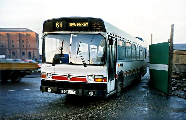 EGB88T, Birkenhead 2/1/1991