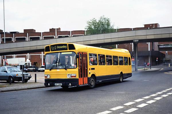 1384 VPF296S, High Wycombe 15/5/1991