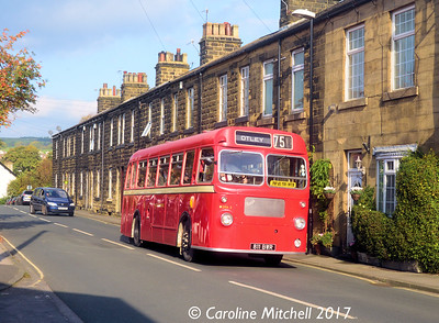 West Yorkshire SMA5, North Parade, Otley, 15th October 2017