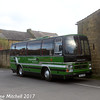 Independent Coachways PRO439W, North Parade Car Park, Otley, 15th October 2017