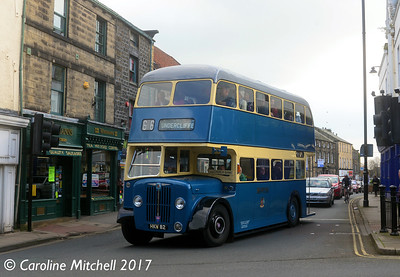 Bradford 82 (HKW82), Market Place, Otley, 15th October 2017
