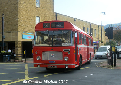 FRB208H, Crossgate, Otley, 15th October 2017