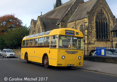 Bournemouth 266 (RRU903), Otley, 15th October 2017