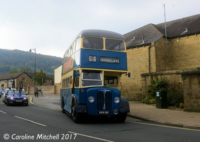 Bradford 82 (HKW82), Crossgate, Otley, 15th October 2017