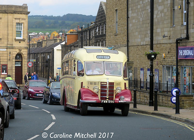 West Yorkshire CP1 (FWW596), Crossgate, Otley, 15th October 2017