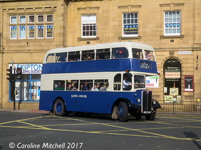 MXX232, Boroughgate, Otley, 15th October 2017