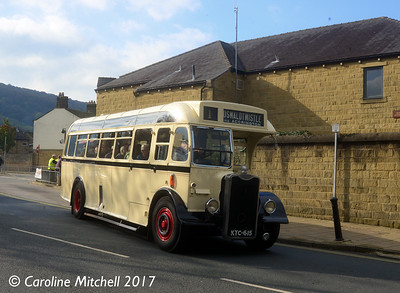 KTC615, Crossgate, Otley, 15th October 2017