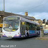 First 66352 (MV02VEF), Lowtown, Pudsey, 14th October 2017