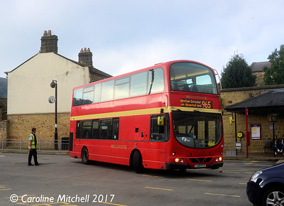 First 37675 (YJ58RTX), Otley Bus Station, 15th October 2017