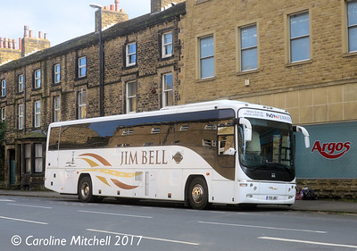 Jim Bell T13JBC, Boroughgate, Otley, 15th October 2017