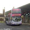 First 32444(YJ04FYR), Pudsey Bus Station, 14th October 2017