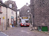 First Optare Solo 53823 (YJ55YGU) coming down the hill in Heptonstall on one of the Hebden Bridge local services