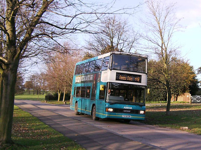 As is Arriva Yorkshire 638 (T638EUB), 29th November 2006
