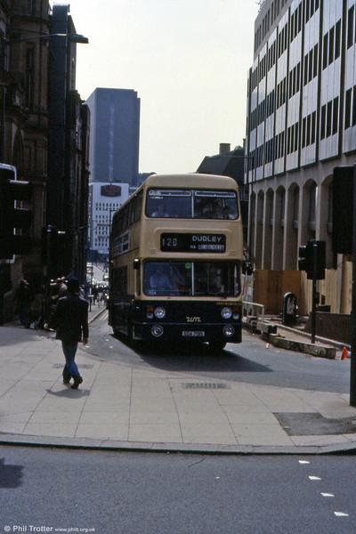6719 (SDA 719S), a 1978 Daimler Fleetline/Metro-Cammell H43/33F.